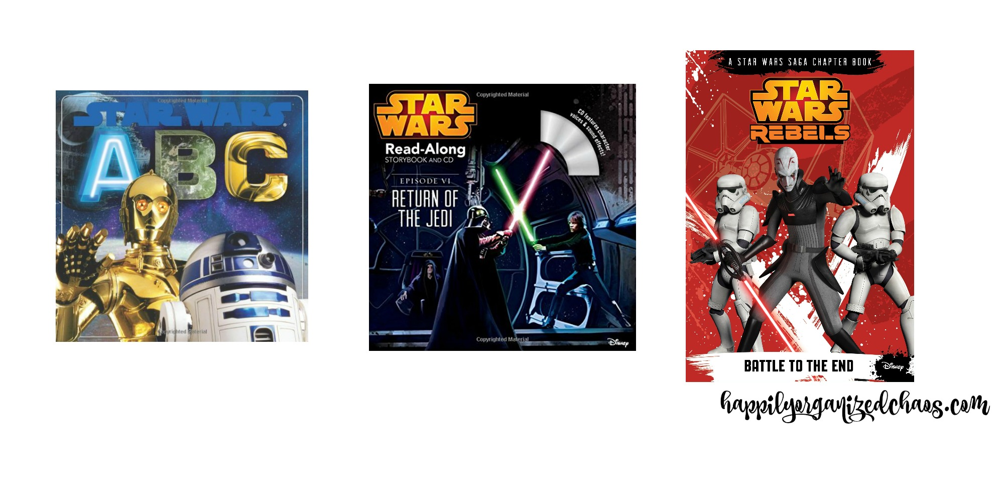 Star Wars Books